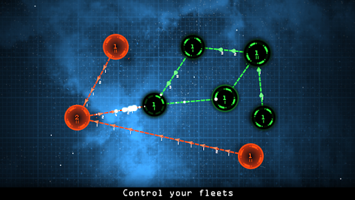 Little Stars 2.0 - Sci-fi Strategy Game  screenshots 1