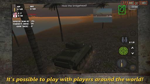 Attack on Tank : Rush - World War 2 Heroes 3.4.1 screenshots 6