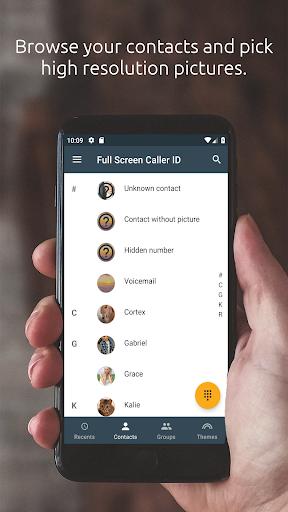 Full Screen Caller ID 15.2 Screenshots 2