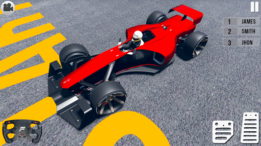 Car Racing Game :Formula Racing New Car Games 2021 screenshots 4