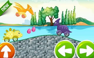 Kids puzzle - Dinosaur game