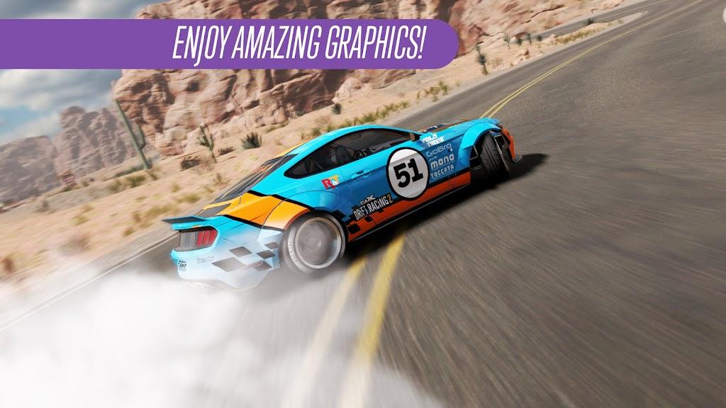 CarX Drift Racing 2 poster 1