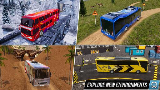 Modern Bus Simulator New Parking Games u2013 Bus Games 2.59 Screenshots 5