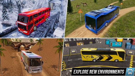 Modern Bus Simulator MOD APK (Unlimited Money) 5
