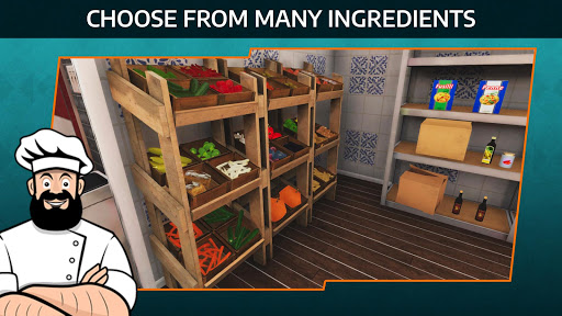 Cooking Simulator Mobile: Kitchen & Cooking Game apkmr screenshots 3