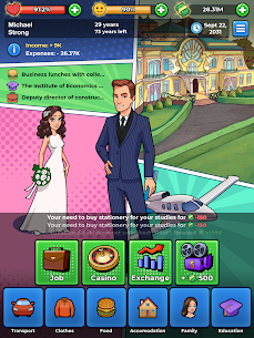 My Success Story: Business Game & Life Simulator MOD APK 2.1.7 (Unlimited Money) 10