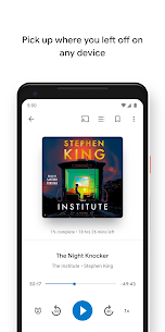 Google Play Books – Ebooks, Audiobooks, and Comics 2