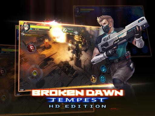 Broken Dawn:Tempest HD apkpoly screenshots 7
