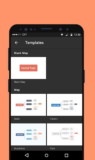 XMind: Mind Map apktram screenshots 3