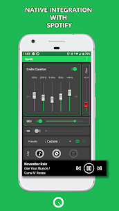 SpotiQ Premium v8.12.0 MOD APK – Sound Equalizer and Bass Booster 1