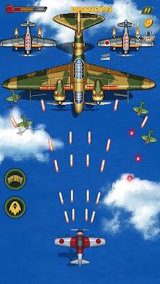 1945空軍:飛行機シューティングゲーム-無料のおすすめ画像1