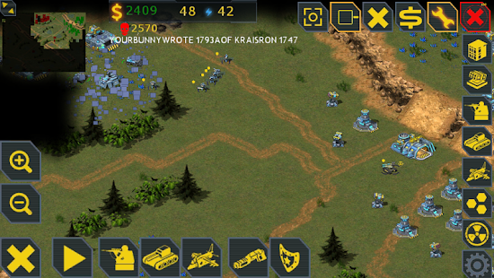 RedSun RTS: Strategy PvP Screenshot