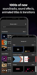 Adobe Premiere Rush Mod Apk Download Latest Version 2021 4