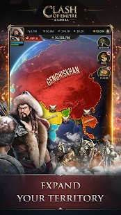 Clash of Empire: Epic Strategy War Game Screenshot