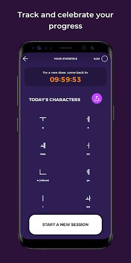Scripts: Learn Chinese, Japanese writing, ASL, etc 35.39 Screenshots 7