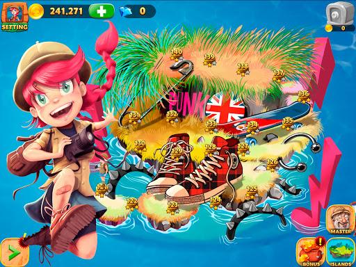 Solitaire Tripeaks - Lost Worlds Adventure apktram screenshots 16
