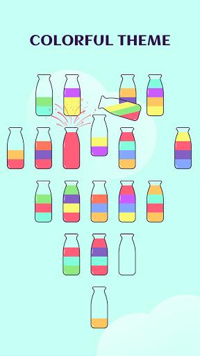 Water Sort Jigsaw: Coloring Water Sort Puzzle Game screenshots 19