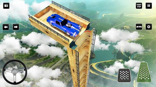 Ramp Cars stunt racing 2020: 3D Mega stunts Games  screenshots 4