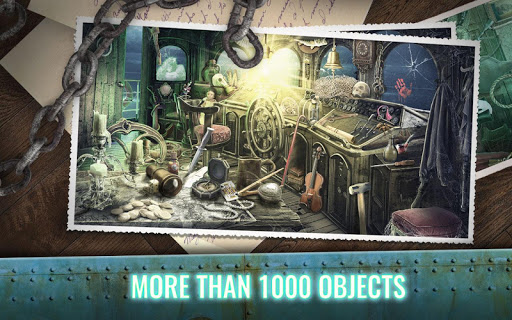 Ghost Ship: Hidden Object Adventure Games  screenshots 3