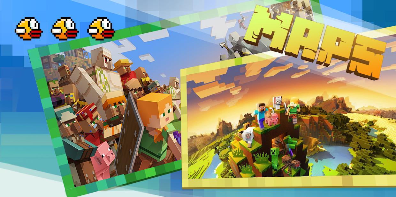 Maps for Minecraft PE - Master Mods screenshot 4