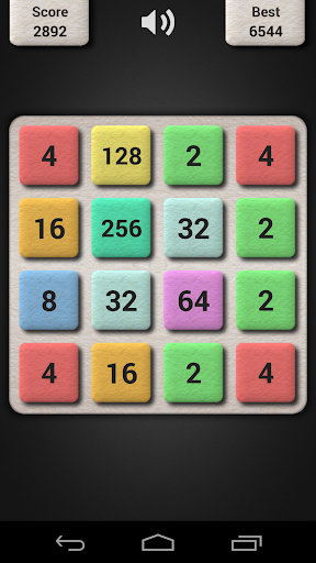 2048 Puzzle Game For PC Windows (7, 8, 10, 10X) & Mac Computer Image Number- 12