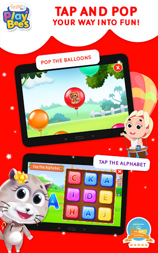 FirstCry PlayBees Play & Learn Kids and Baby Games 2.2 screenshots 9