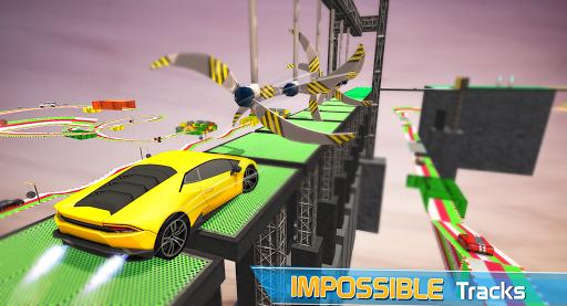 Mega Ramps 3D - Stunt Car Racing | Stunt Driving screenshots 2
