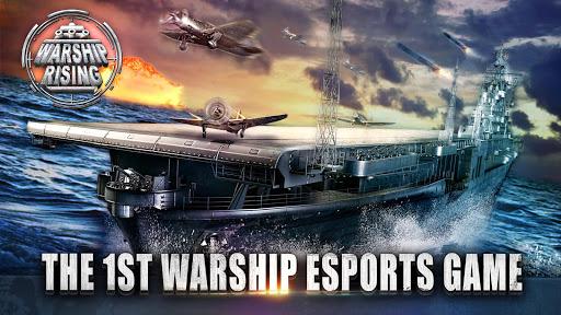 Warship Rising - 10 vs 10 Real-Time Esport Battle 5.7.2 screenshots 1