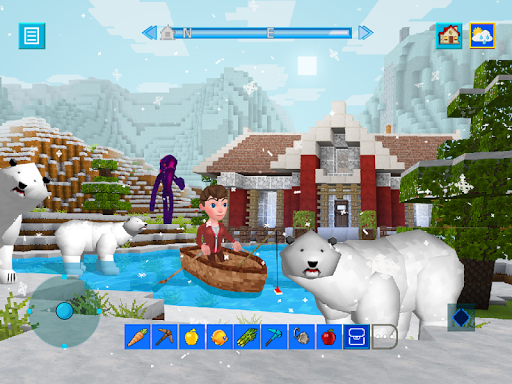 Terra Craft: Build Your Dream Block World 1.6.5 screenshots 11