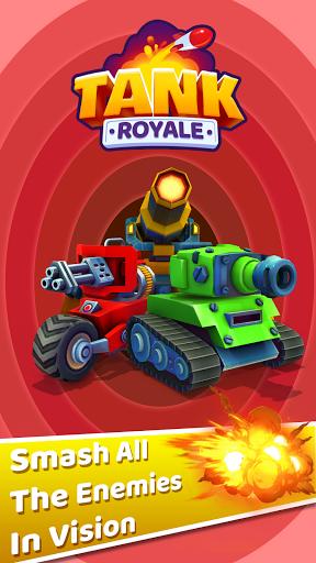 Tank Royale-Online IO howling Tank battle game screenshots 1