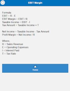 Finance Formula 3