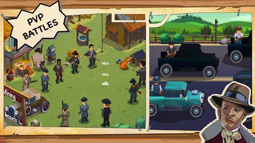 bootleggers: illegal farm - moonshine mafia game screenshot 2