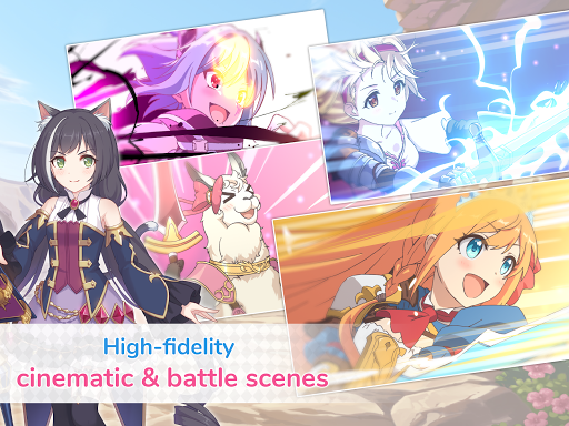 Princess Connect! Re: Dive android2mod screenshots 17