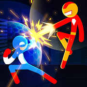Stickman Combat - Superhero Fighter