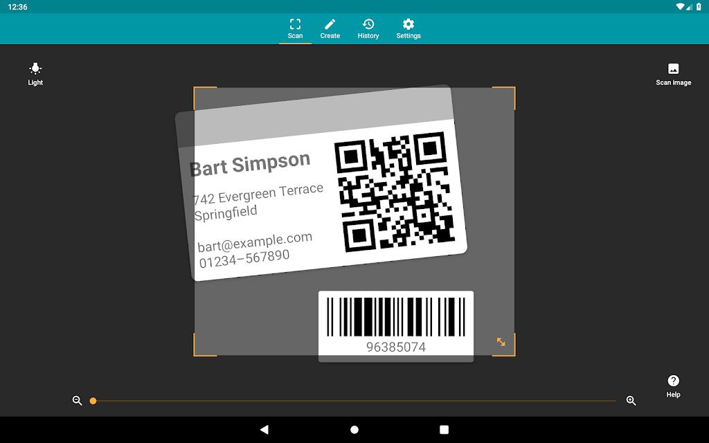 QR & Barcode Reader (Pro)  poster 8