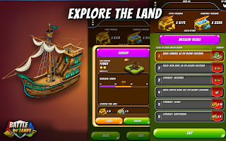 Battle of Lands -Pirate Empire