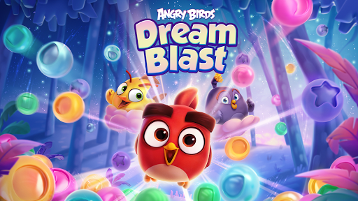 Angry Birds Dream Blast - Bird Bubble Puzzle  screenshots 5