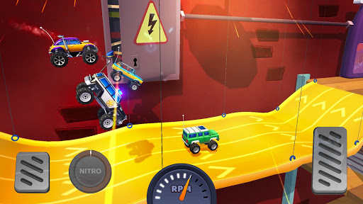Nitro Jump Racing apkmartins screenshots 1