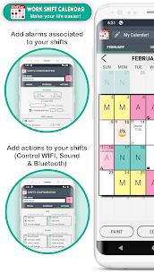 Work Shift Calendar Mod Apk (Pro/Paid Unlocked/PRO/EXTRA) 4
