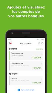 Fortuneo, mes comptes banque & bourse en ligne  Screenshots 6