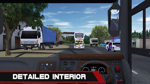 Code Triche Mobile Bus Simulator (Astuce) APK MOD screenshots 4