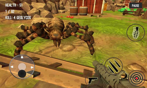 Spider Hunter Amazing City 3D  screenshots 2