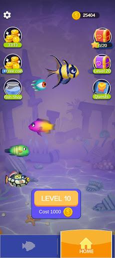 Solitaire Fish-Tripeaks  screenshots 6