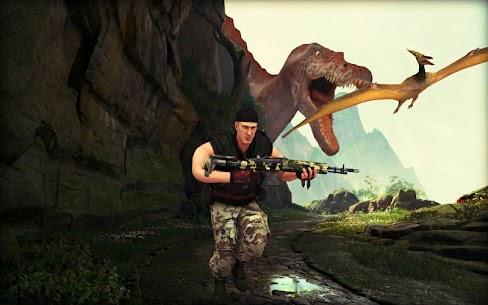 Dinosaur World Jurassic Island : TPS Action Game Game Hack & Cheats 3