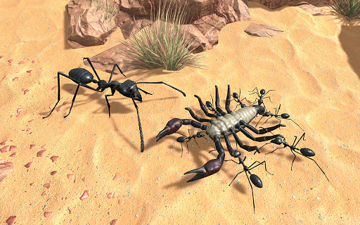 Ant Insect Games - Queen Fire Ant Simulator 1.1 screenshots 3