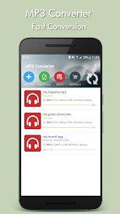 Download MP3 ConverterMOD APK 4