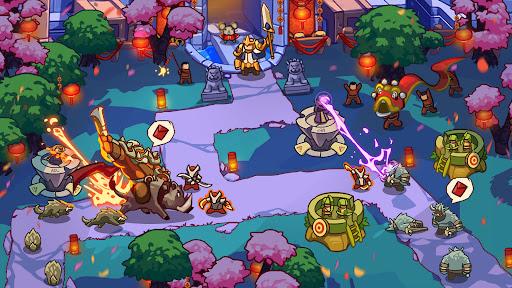Empire Defender TD: Tower Defense The Kingdom Rush Apkfinish screenshots 13