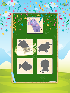 Kids Garden: Learn Alphabet, Numbers & Animals Screenshot