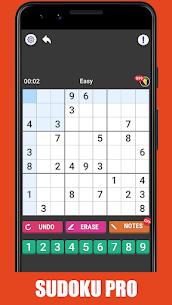 Sudoku Pro v1.2 MOD APK 1