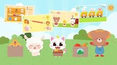幼児学習ゲーム(形、大きさ、色) - Kid Gameのおすすめ画像1